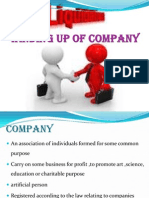 Winding Up of Company23-10