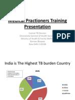 Medical Practioners Training Presentation