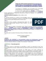Ord.799_2012 Normativ Continut Aviz, Autorizatie de GA.doc