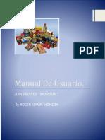 Manual de Usuario Abarrtes Monzon