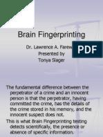 Brain Fingerprinting
