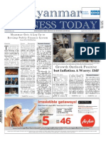 Myanmar Business Today - Vol 2, Issue 15