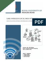 Network WLAN Report