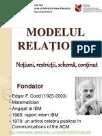 02 Modelul Relational