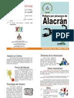 DIPTICO ALACRAN