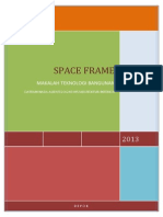 Space Frame Qatrun Nada Audy