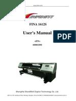 Infinity-Fina1612S User's Manual V1.0