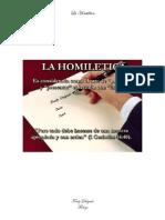 La Homiletica