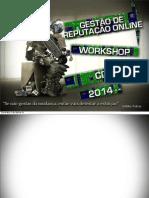 Gestao da Reputação Online @CDP
