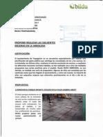 Mejoras para La Arboleda. 23 Propuestas. 2014-04-09