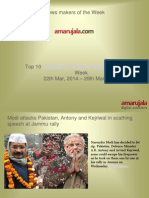 Top 10 Lok Sabha Election News in Hindi of the Week