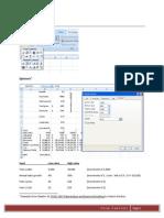 Excel - Form Controls
