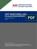 HIPP ME Report 6 Month Dec2010