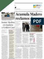 Abusa Policia Regia de Indigenas y Gays