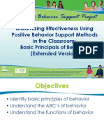 06 Basic Principles of Behavior (EV) 12-19-05