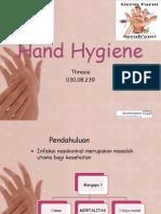Hand Finish