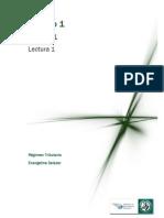 Regimen Tributario Lectura 1 - Introducción a las Finanzas Publicas