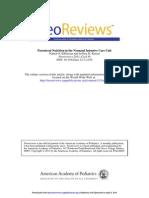 Parenteral Nutrition in NICU