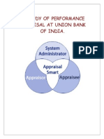 2 Performance Apprasial of Union Bank of India