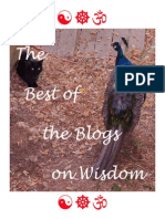 Best of the Blogs on Wisdom