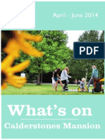 Calderstones Spring Events Guide