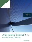 Arab German Yearbook 2010