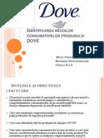 Identificarea Nevoilor Consumatorilor Produsului DOVE