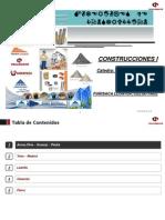 Materiales de Construccion - Region Lambayeque