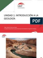 UNIDAD01(II). INTRODUCCIÓN A LA GEOLOGÍA