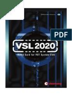Manual Vsl2020 en 2463K