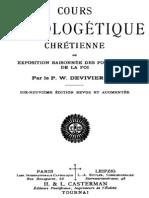Walter Deviviers Apologetique