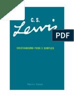 C.S. Lewis - Cristianismo Puro e Simples