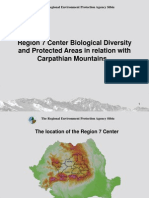 Biodiversity and Protected Areas in 7 Central Region - June 2011