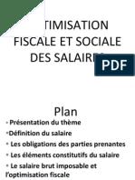 Optimisation Fiscale Et Sociale-paie