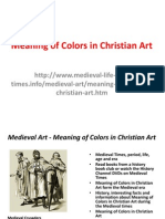 Colors in Christian