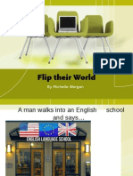 Flip Their World Tesol Spain 2014