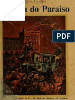 A porta do paraiso, romance histórico de Alberto Pimentel