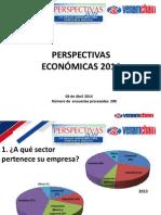 Perspectivas Economicas VenAmCham Abril 2014