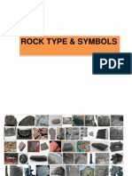 Rock Type and Symbol