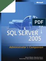 SQL Server 2005 Admin