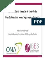 Dra Paula Vidal - CCIH