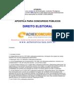 ApostilaDireitoEleitoral007