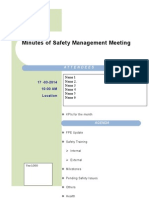 MOM Safety-Management - TEMPLATE