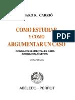 Como estudiar y motivar un caso.pdf