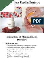 medicationsindentistrynew2010-110118135127-phpapp02