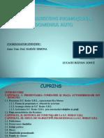 MIXUL DE MARKETING PROMOŢIONAL IN DOMENIUL AUTO ppt