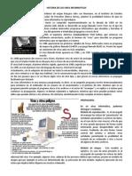 Historia de Los Virus Informaticos