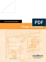 Social Dwellings Design Guidelines