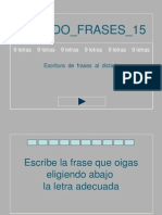 Dict Frases 15