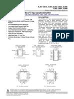 TL084 datasheet